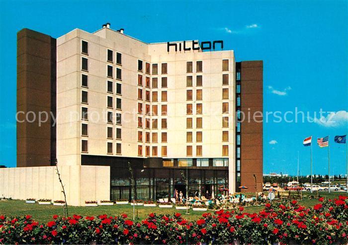 AK / Ansichtskarte Schiphol Hilton International Schiphol Schiphol