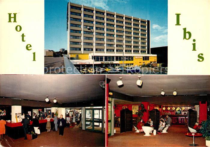 AK / Ansichtskarte Bagnolet Hotel Ibis Bagnolet