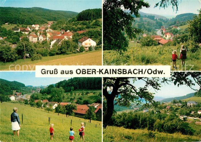 AK / Ansichtskarte Ober Kainsbach  Ober Kainsbach