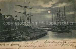 AK / Ansichtskarte Hamburg Baakenhafen Hamburg