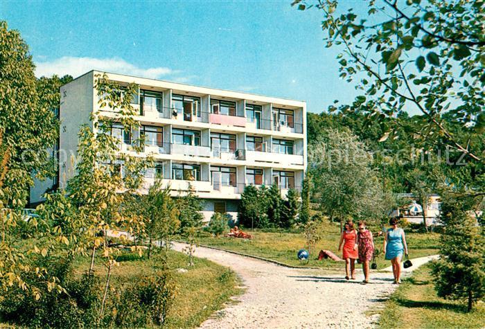 AK / Ansichtskarte Omisalj Vila Bodulka Omisalj
