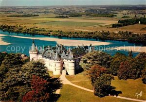 AK / Ansichtskarte Chaumont sur Loire Chateau Chaumont sur Loire