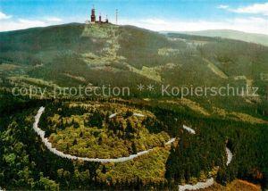AK / Ansichtskarte Altkoenig Steinringwaelle Grosser Feldberg Altkoenig
