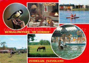 AK / Ansichtskarte Zuidelijk Bungalowpark de Eemhof Zuidelijk