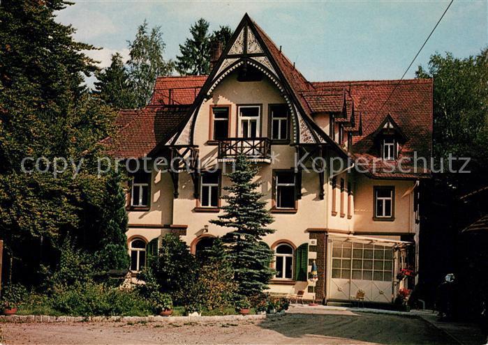 AK / Ansichtskarte Neuendettelsau Erholungsheim Jakobsruhe Neuendettelsau