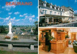 AK / Ansichtskarte Beauraing Hotel de l Aubepine Beauraing