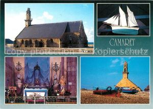 AK / Ansichtskarte Camaret sur Mer Notre Dame de Rocamadour Camaret sur Mer