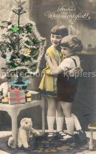 AK / Ansichtskarte Foto_RPH_Nr. 4731 1 Weihnachten Kinder Spielzeug Weihnachtsbaum  Foto_RPH_Nr.
