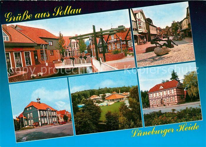 AK / Ansichtskarte Soltau  Soltau