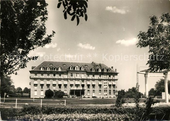 AK / Ansichtskarte Alvignac Colonie des Vacances de la S.N.C.F. Bon Accueil Alvignac