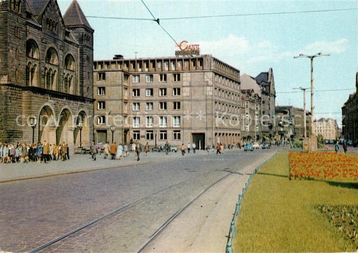AK / Ansichtskarte Poznan_Posen Ulica Czerwonej Armii Poznan Posen