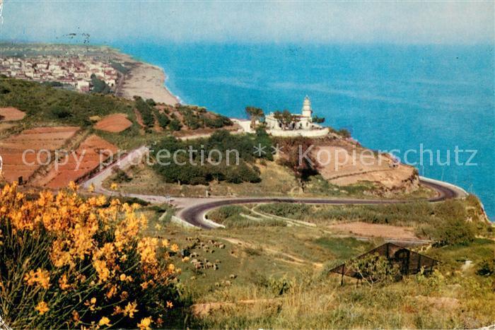 AK / Ansichtskarte Calella Leuchtturm  Calella