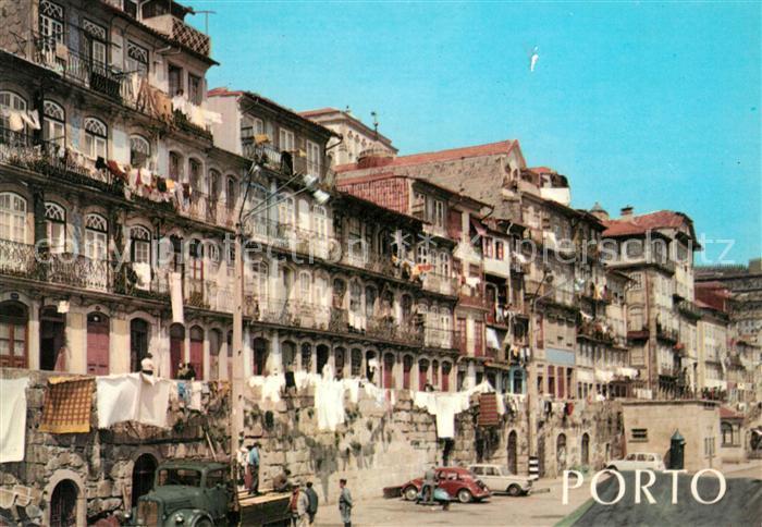 AK / Ansichtskarte Porto_Portugal  Porto Portugal