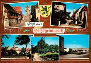 AK / Ansichtskarte Herzogenaurach  Herzogenaurach