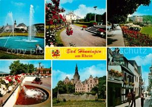 AK / Ansichtskarte Bad_Hoenningen Schloss In der Schmied Bad_Hoenningen