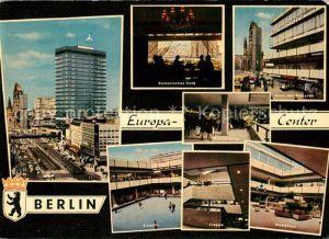 AK / Ansichtskarte Berlin Europa Center Haus der Nationen Berlin