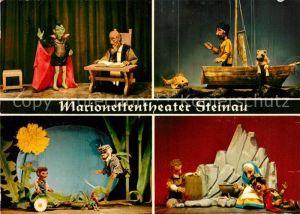 AK / Ansichtskarte Steinau_Fulda Marionettentheater Steinau Fulda