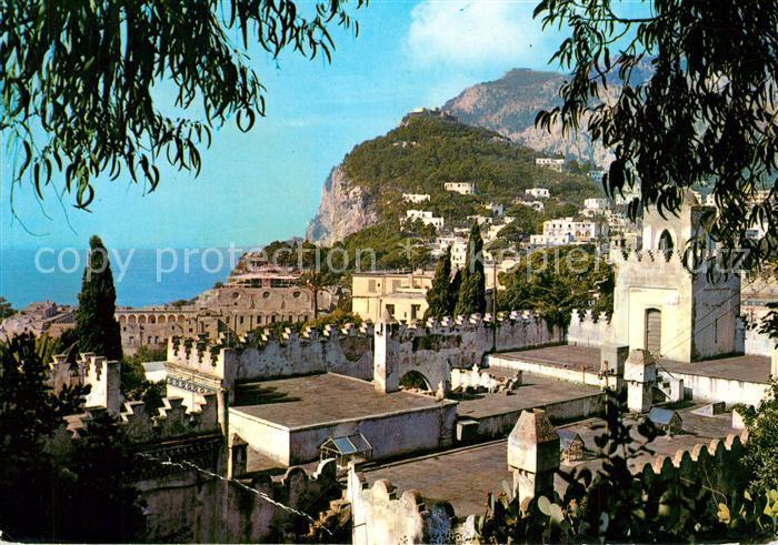 Capri Castiglione Capri