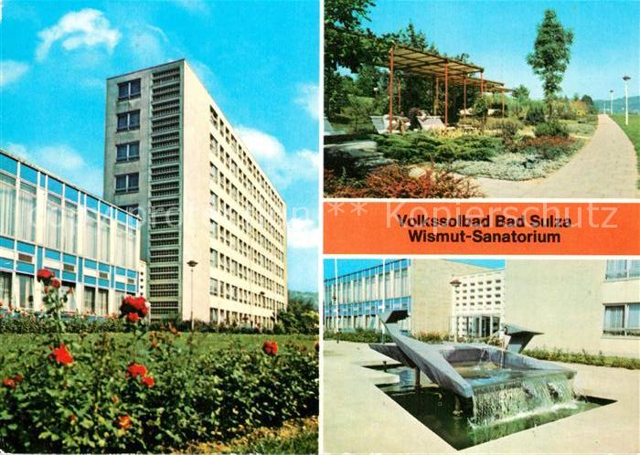Bad_Sulza Wismut Sanatorium Bad_Sulza