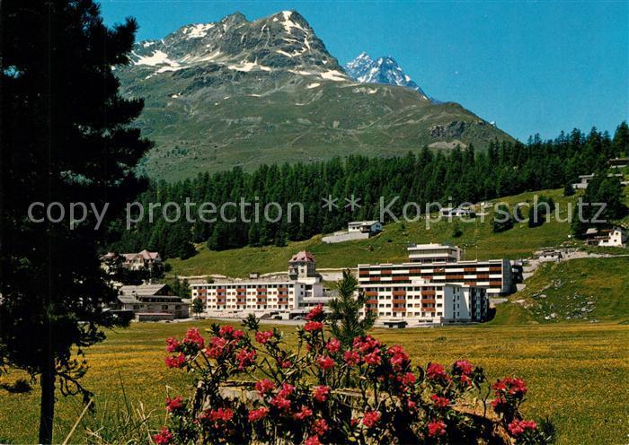 St_Moritz_GR Eurotel Berghotel Alpen St_Moritz_GR