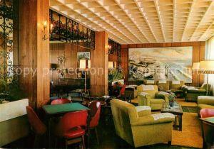 AK / Ansichtskarte Malaga Hotel Las Vegas Salon Malaga