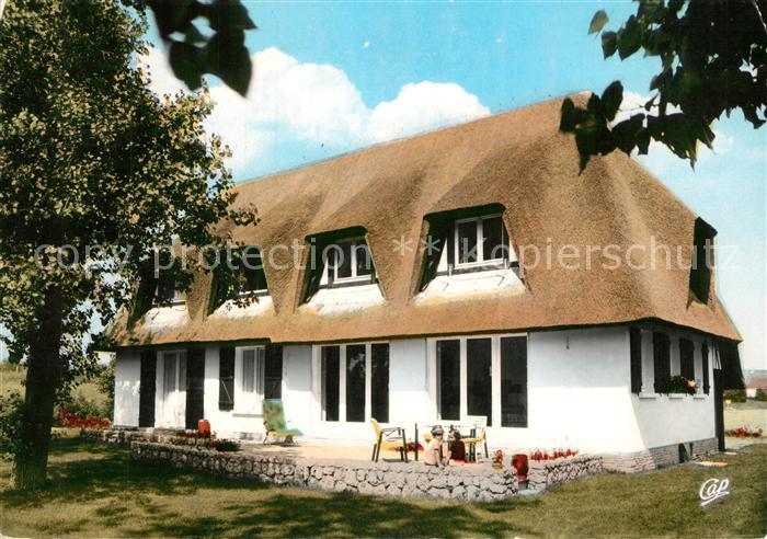 AK / Ansichtskarte Normandie_Region Maison Normande Normandie Region