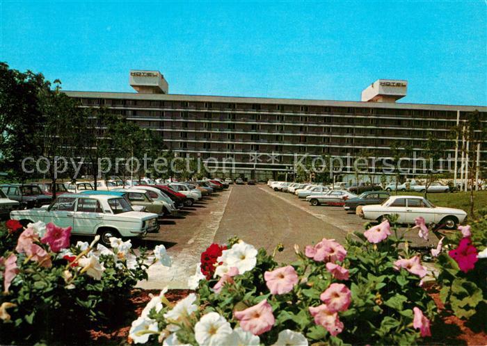 AK / Ansichtskarte Balatonfuered Hotel Annabella Balatonfuered
