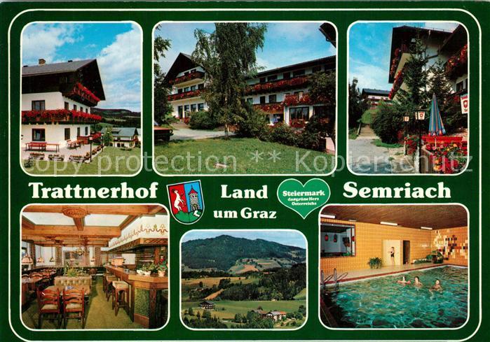 AK / Ansichtskarte Semriach Trattnerhof Semriach