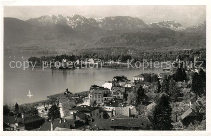 AK / Ansichtskarte Gmunden_Salzkammergut mit Hoellengebirge Gmunden Salzkammergut