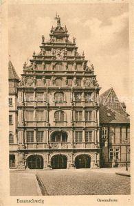 AK / Ansichtskarte Braunschweig Gewandhaus Braunschweig