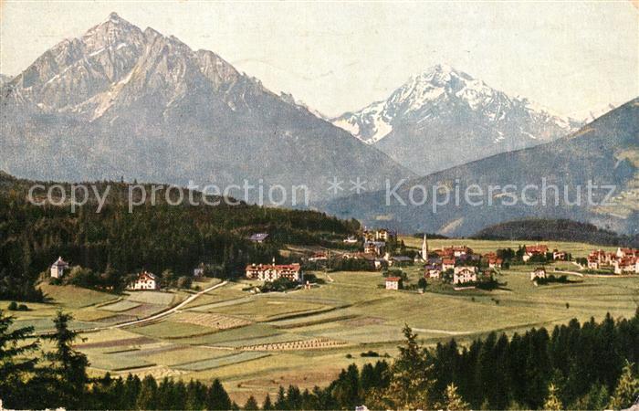 AK / Ansichtskarte Igls_Tirol Panorama Igls_Tirol