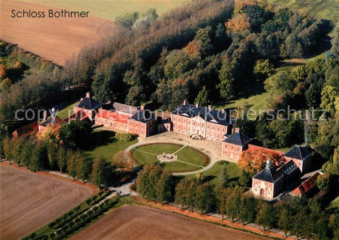 AK / Ansichtskarte Kluetz Schloss Bothmer groesste Schlossanlage Mecklenburg Vorpommern Kluetz