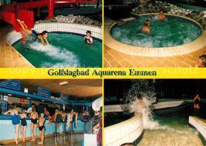 AK / Ansichtskarte Emmen Golfslagbad Aquarena Emmen