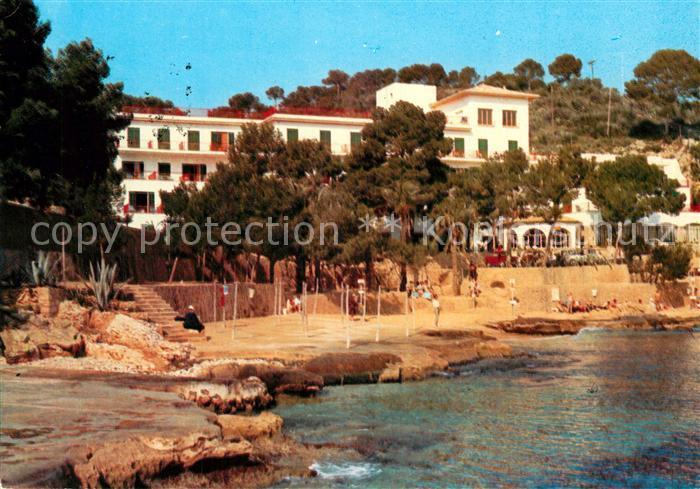 AK / Ansichtskarte Paguera_Mallorca_Islas_Baleares Hotel Cala Fornells Paguera_Mallorca