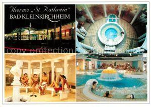 AK / Ansichtskarte Bad_Kleinkirchheim_Kaernten Therme St Kathrein Thermalbad Sauna Bad_Kleinkirchheim
