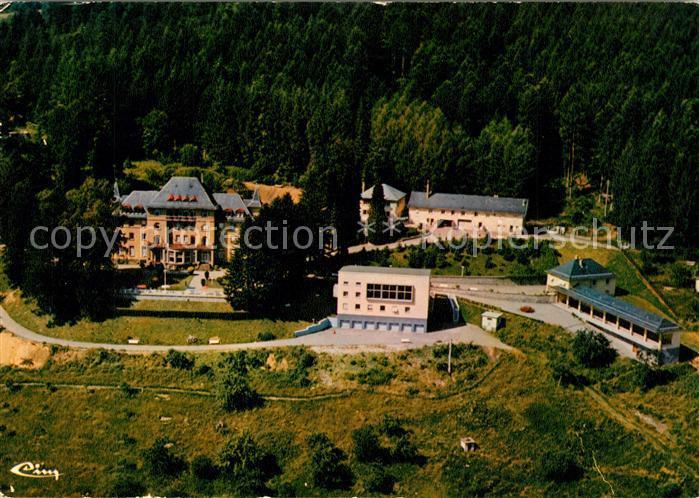 AK / Ansichtskarte Masevaux_Haut_Rhin_Alsace Maison de convalescence et de repos vue aerienne Masevaux_Haut_Rhin_Alsace