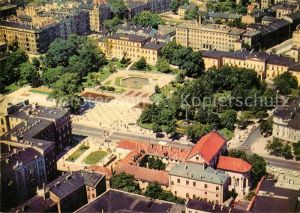 AK / Ansichtskarte Lublin Plac Litewski Fliegeraufnahme Lublin