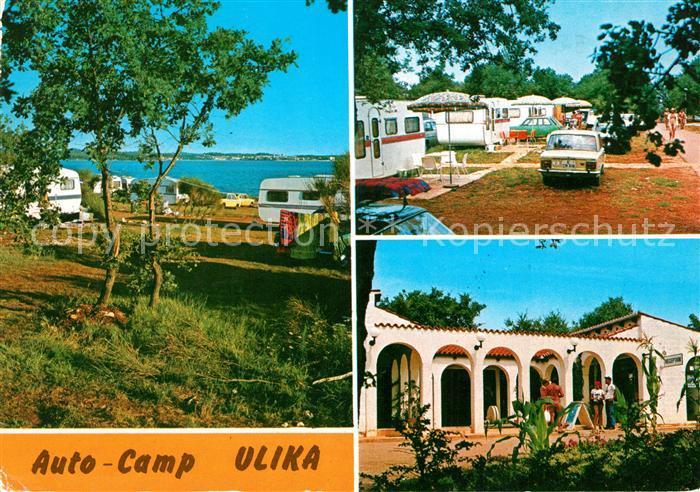 AK / Ansichtskarte Porec Auto Camp Ulika Campingplatz Porec