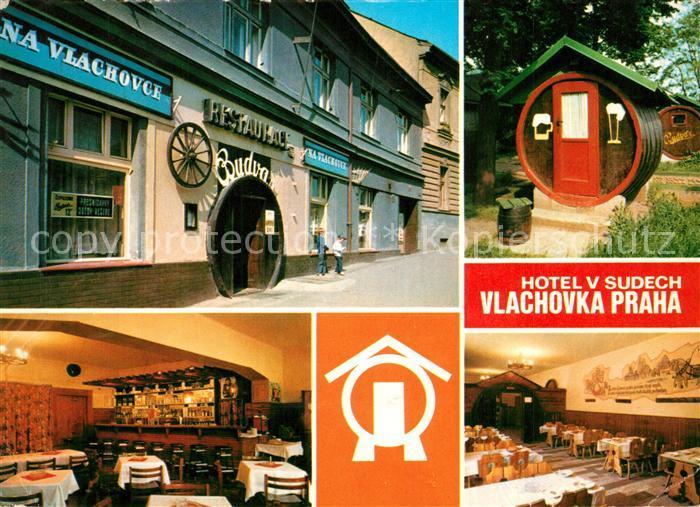 AK / Ansichtskarte Liben_Prag Restaurace a Hotel v Sudech na Vlachovce Liben_Prag