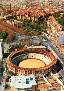 AK / Ansichtskarte Malaga Fliegeraufnahme Malaga