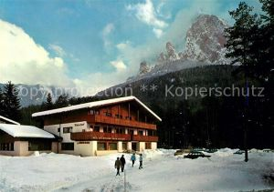 AK / Ansichtskarte Seis_am_Schlern Hotel Ritterhof Seis_am_Schlern