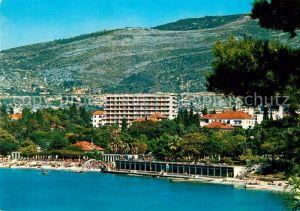 AK / Ansichtskarte Dubrovnik_Ragusa Hotel Park Strand Dubrovnik Ragusa