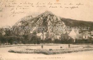 AK / Ansichtskarte Cherbourg_Octeville_Basse_Normandie Le Fort du Roule Cherbourg_Octeville
