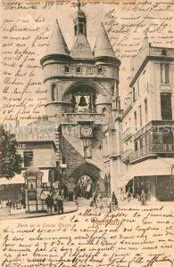AK / Ansichtskarte Bordeaux Porte de la Grosse Cloche Bordeaux