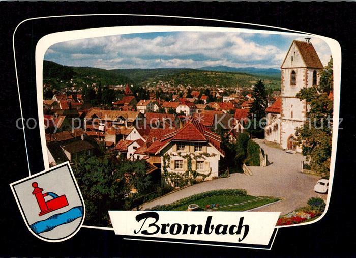 AK / Ansichtskarte Brombach_Loerrach Kiosk Bahnhof Brombach Loerrach