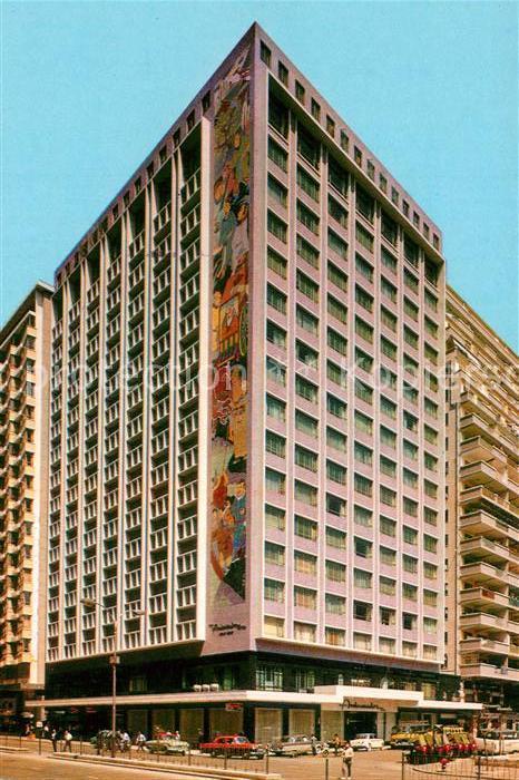 AK / Ansichtskarte Hongkong Hotel Ambassador Hongkong