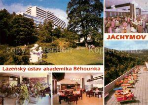 AK / Ansichtskarte Jachymov Lazensky ustav akademika Behounka Jachymov