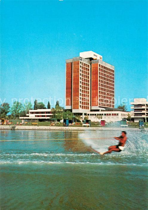 AK / Ansichtskarte Balatonfuered Hotel Marina Balatonfuered