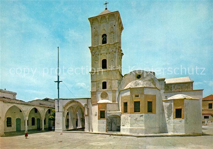 AK / Ansichtskarte Larnaca Sankt Lazarus Kirche Larnaca