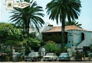 AK / Ansichtskarte Las_Palmas_de_Gran_Canaria Touristeninfo Las_Palmas